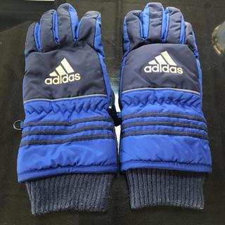 アディダス(adidas)のキッズ アディダス 手袋専用です。(手袋)