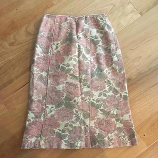 アトリエサブ(ATELIER SAB)のサブストリート 膝丈スカート(ひざ丈スカート)