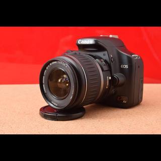 キヤノン(Canon)のCanon EOS Kiss X2 レンズ!Wi-Fi機能SD&選べるバック!(デジタル一眼)