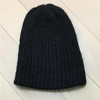 トゥモローランド(TOMORROWLAND)の最終お値下げ‼️KIJIMA TAKAYUKI ニット帽    (ニット帽/ビーニー)