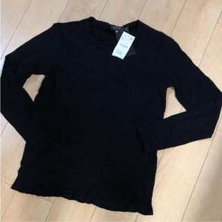 ザラ(ZARA)の新品 ザラ メンズ 長袖カットソー トップス   XL(Tシャツ/カットソー(七分/長袖))