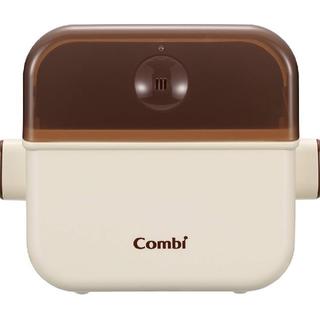コンビ(combi)の哺乳瓶 レンジ 消毒(哺乳ビン用消毒/衛生ケース)