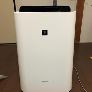 まろ様専用 プラズマクラスター 空気清浄機  kc-h50 加湿器(空気清浄器)