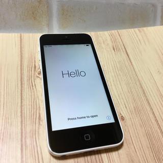 iPhone5c(スマートフォン本体)