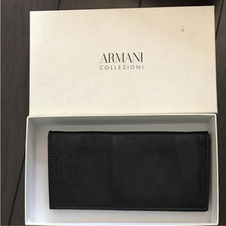 アルマーニ コレツィオーニ(ARMANI COLLEZIONI)のアルマーニ 長財布(長財布)