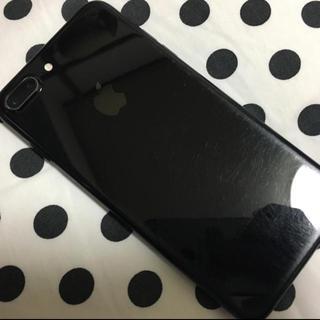 ソフトバンク(Softbank)のiPhone7プラス ジェットブラック(スマートフォン本体)