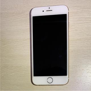 アップル(Apple)のiPhone6 64ギガ ゴールド(DOCOMO)(スマートフォン本体)