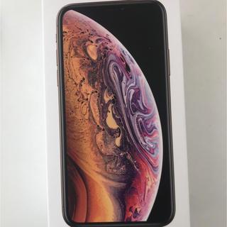 アイフォーン(iPhone)のiPhone XS 64GB SIMフリー(スマートフォン本体)