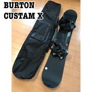 BURTON - 早い者勝ち‼︎☆ スノーボード バートン カスタムX 156 ☆