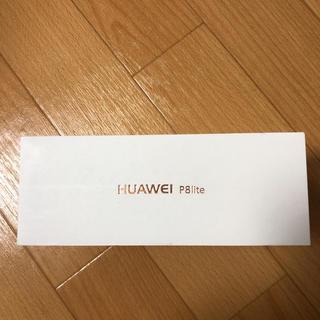 Huawei  p8lite GOLD(スマートフォン本体)