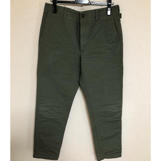 エンジニアードガーメンツ(Engineered Garments)のEngineered Garments ダブルクロス ネペンテス(チノパン)