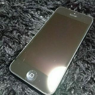 iPhone 5 本体(スマートフォン本体)