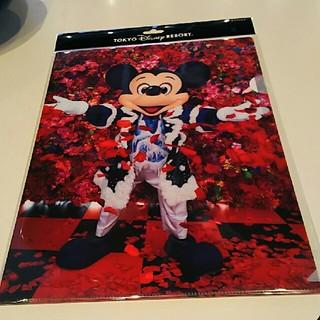 ディズニー(Disney)のイマジニングザマジック  ミッキー クリアホルダー(クリアファイル)