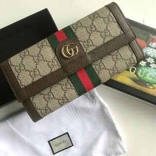 Gucci - gucci グッチの人気長財布です