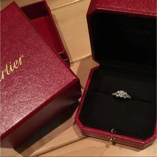 カルティエ(Cartier)の専用商品です カルティエ 定価250万 0.7カラット(リング(指輪))