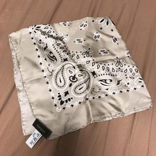 アングローバルショップ(ANGLOBAL SHOP)のご予約品♡マニプリ♡シルクバンダナ51×51スカーフ(バンダナ/スカーフ)