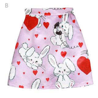 MILK - ♡新品タグ付き完売品♡MILK bunny play スカート ピンク