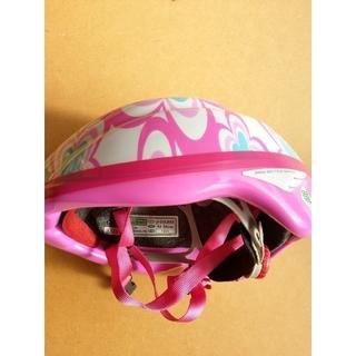 オージーケー(OGK)の【訳あり】OGK Jクレス2 自転車ヘルメット児童用 フラワー 54-56cm (自転車)