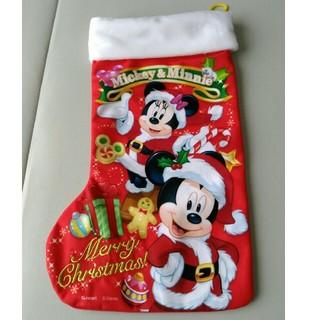 ディズニー(Disney)のクリスマスブーツ(キャラクターグッズ)