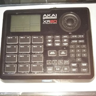 AKAI XR20 beatproduction center(その他)