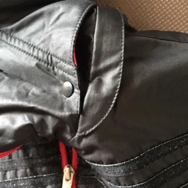adidas(アディダス)の値下げ アディダス アウター女児140 キッズ/ベビー/マタニティのキッズ服 女の子用(90cm~)(ジャケット/上着)の商品写真