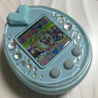 バンダイ(BANDAI)の変な猫様専用ページ たまごっちピース Tamagotchi P's ブルー(携帯用ゲーム本体)