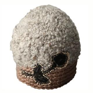 ミナペルホネン(mina perhonen)のミナペルホネン × hitomi shinoyama ニットキャップ (ニット帽/ビーニー)