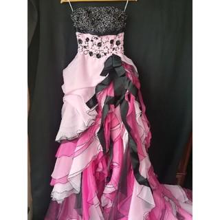 ドレス ウェディング カラー(ウェディングドレス)
