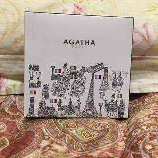 アガタ(AGATHA)の【未使用未開封】AGATHA フィッティングタッチ メイクアップキット EX(ファンデーション)