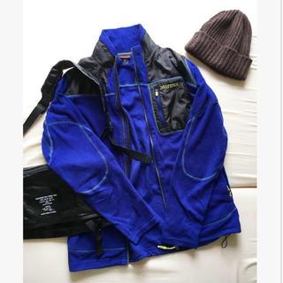 マーモット(MARMOT)のフリースボアジャケット*パタゴニア ユニクロ ナイキ アンダーアーマー ビームス(ブルゾン)