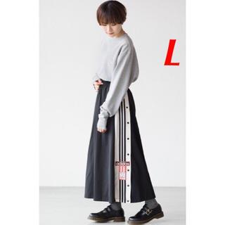アディダス(adidas)の【L】アディブレイクスカート  アディダスオリジナルス(ロングスカート)