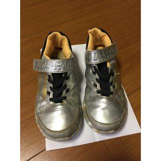アディダス(adidas)のスニーカー 21.5cm(スニーカー)