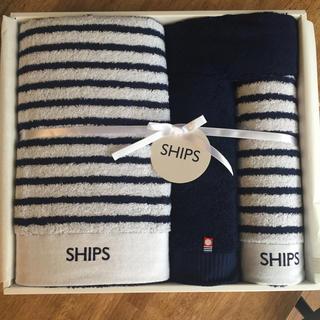 シップス(SHIPS)のSHIPS タオルセット(タオル/バス用品)