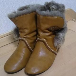 アシナガオジサン(あしながおじさん)のサイズ23.5(ブーツ)