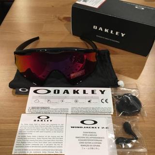 オークリー(Oakley)のオークリー /Oakley Wind Jacket 2.0 新品 送料無料(ウエア)