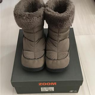 ズーム(Zoom)のZOOM スノーブーツ(ブーツ)