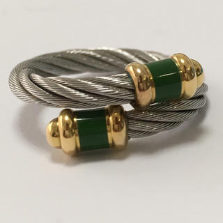 シャリオール(CHARRIOL)のフィリップシャリオール ワイヤーリング 指輪(リング(指輪))