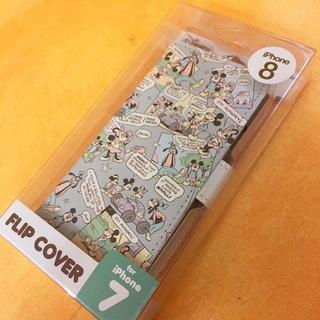 ディズニー(Disney)の特価 ミッキー  iPhone8/7 フリップカバー DN391A(iPhoneケース)