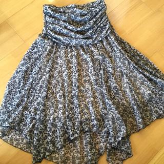 アーモワールカプリス(armoire caprice)の2WAYスカート(ひざ丈スカート)