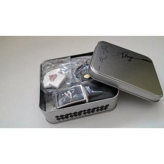 XLARGE - X-LARGE/ベルト/ウォレット/キーホルダー/缶入り/4点セット/正規品/