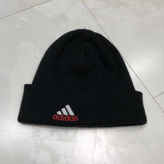 アディダス(adidas)のアディダス ニット帽子(帽子)