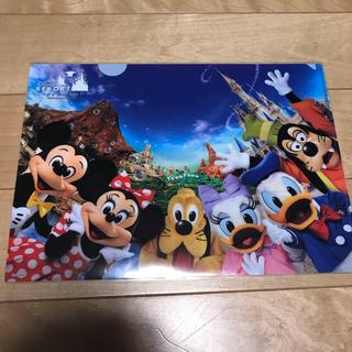 ディズニー(Disney)のまろん様専用  ディズニー クリアファイルとポムポムプリン ブランケット(クリアファイル)