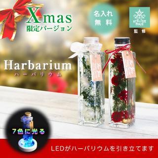 ハーバリウム クリスマスバージョン【名入れギフト】(その他)