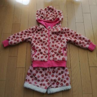 シマムラ(しまむら)の美品⭐可愛いヒョウ柄セット(ジャケット/上着)