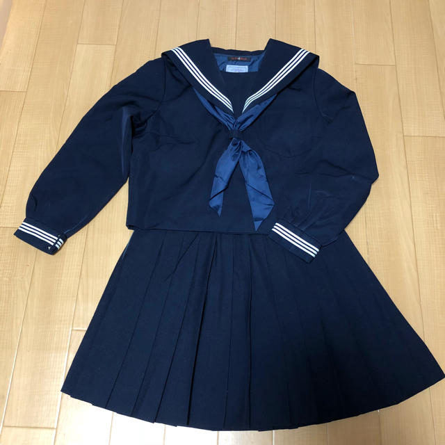 43dccdcd1e1 セーラー服✩冬服✩コスプレの通販 by LaLaまま's shop|ラクマ