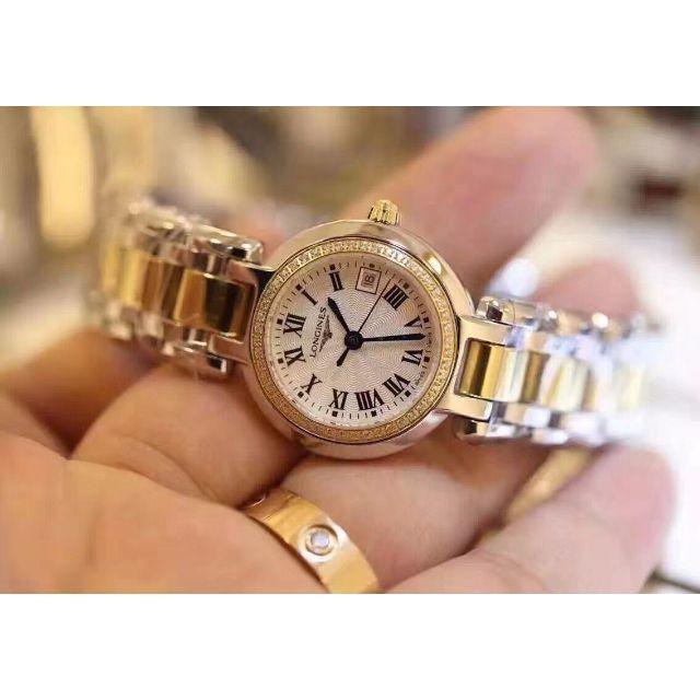 ロンジン 腕時計 LONGINES PrimaLuna (プリマルナ) 女性用の通販
