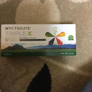 アムウェイ(Amway)のAmway新品 ニュートリライト トリプルx(ビタミン)