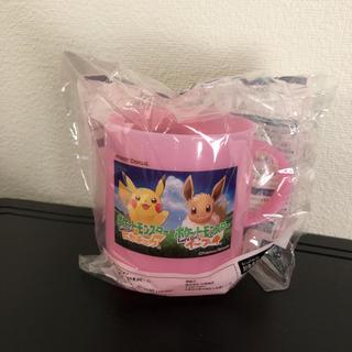 ポケモン(ポケモン)のポケモンプラスチック製コップ(グラス/カップ)