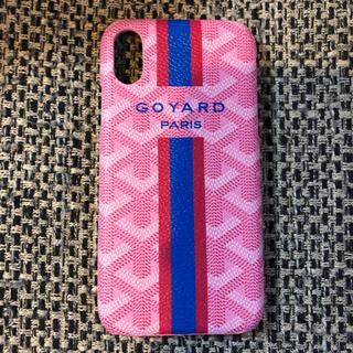 ゴヤール(GOYARD)のiPhoneXケース ゴヤール(iPhoneケース)