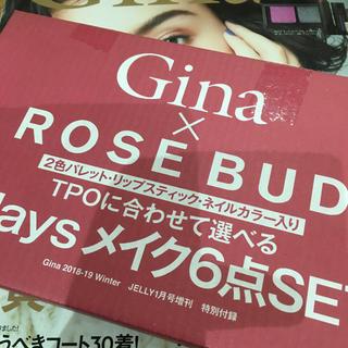 ローズバッド(ROSE BUD)のGina付録(その他)
